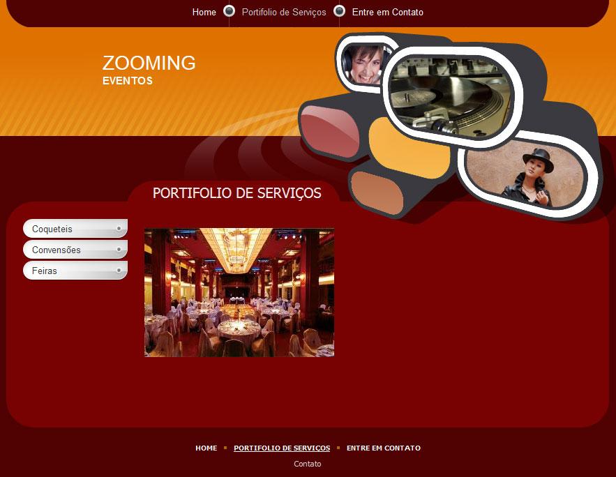 site-eventos