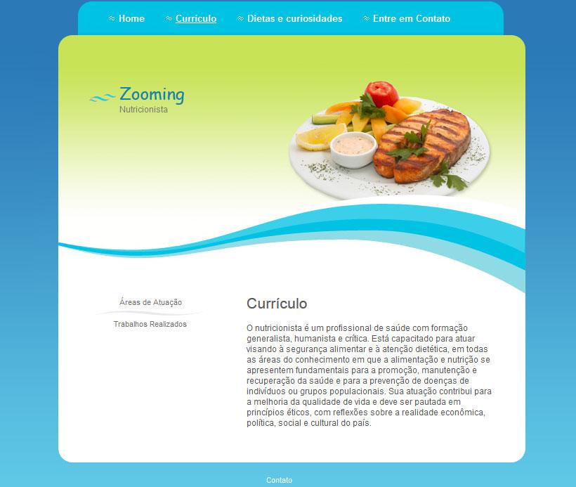 site-nutricionista