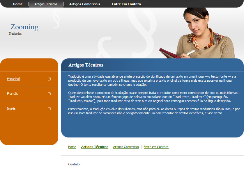 site-tradutor