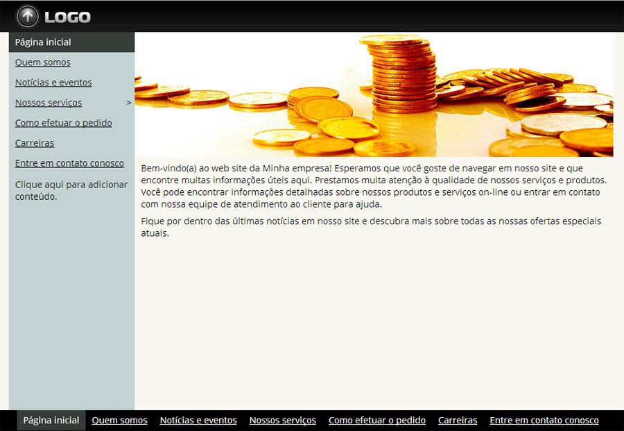 modelo-de-site-contabilidad