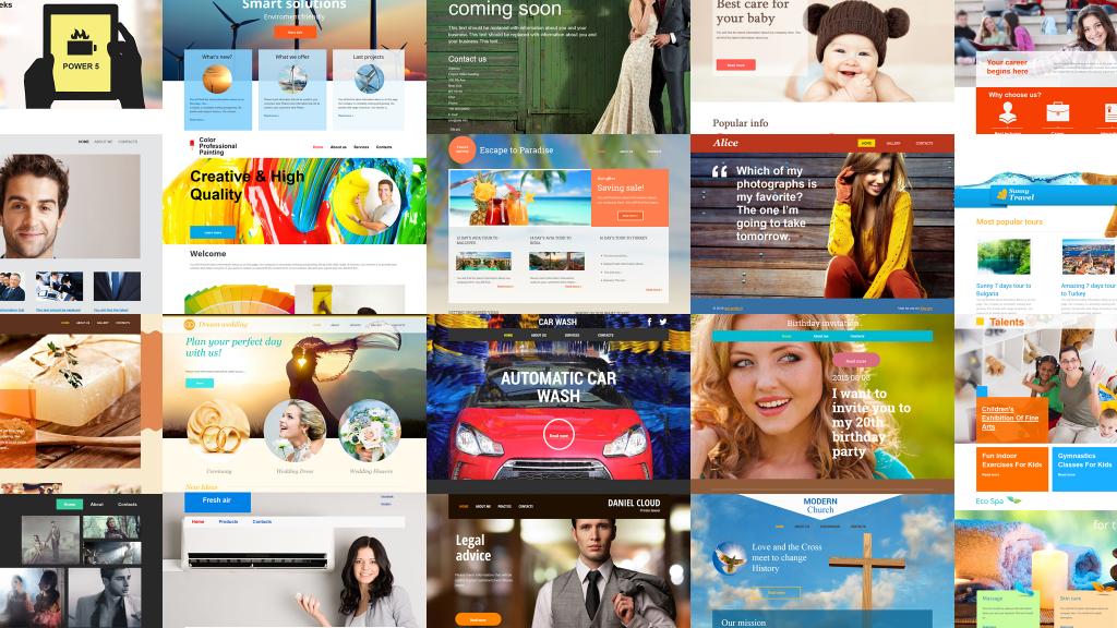 Curso Aprenda a Fazer Centenas de Sites Visualmente Sem Códigos